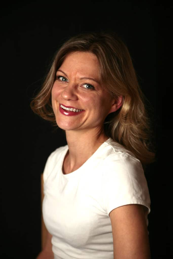 Porträttbild Petra Valman