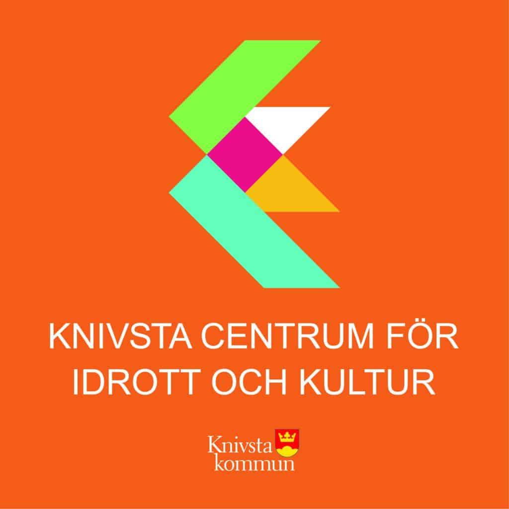 Logga för Centrum för Idrott och Kultur i Knivsta